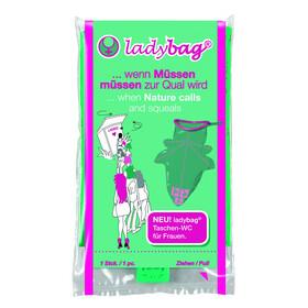 Ladybag - Taschen-WC für Frauen